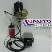 KIT DISTRIBUIDOR IGNICAO ELETRONICA FORD WILLYS 6C ELÉTRICA